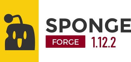 Sponge Forge 1.12.2 Server Hosting