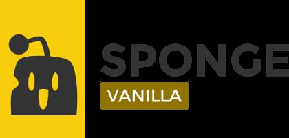 Sponge Vanilla Server Hosting