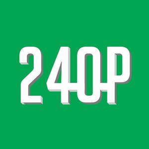 240p Logo