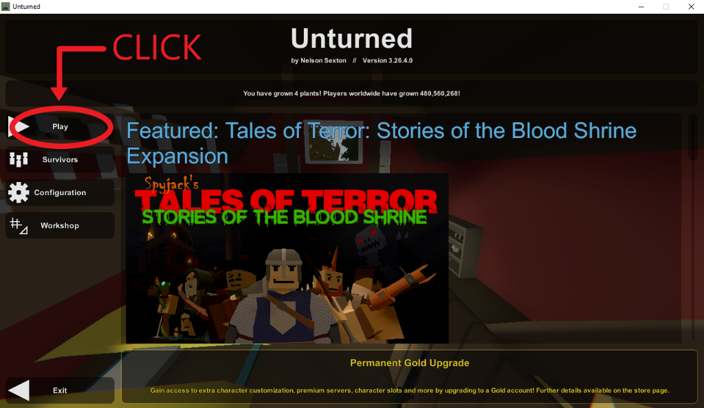 Unturned_Joining_Server_main_menu_screen