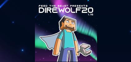 FTB: Direwolf20 1.16 Server Hosting