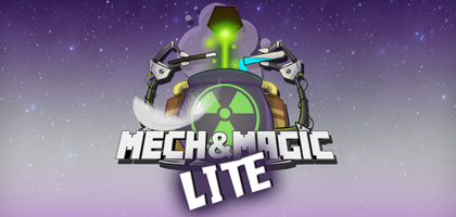 Mech & Magic Lite Server Hosting