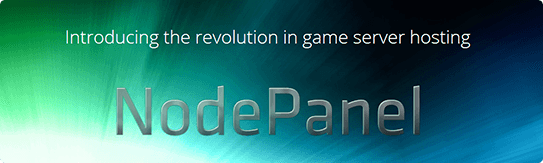Introducing the revolution in game server hosting: NodePanel