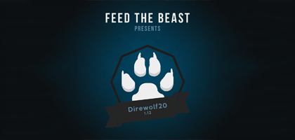 FTB: Direwolf20 1.12 Server Hosting
