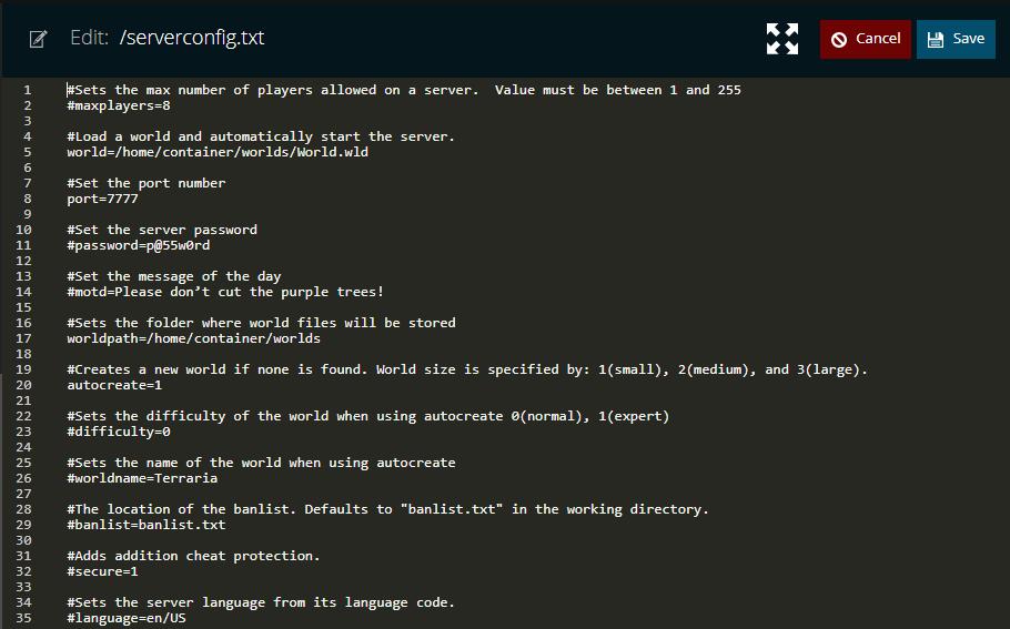 Terraria_changeworlds_serverconfig