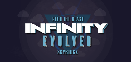 FTB Infinity Evolved Skyblock Server Hosting