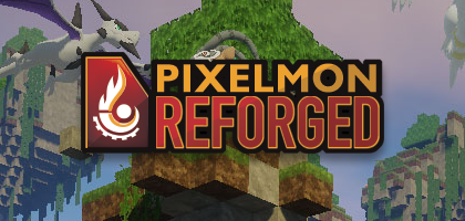 Pixelmon Reforged Server Hosting