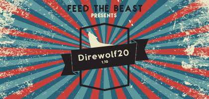 FTB: Direwolf20 1.10 Server Hosting