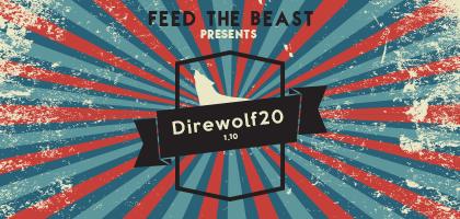 Direwolf20 1.10 Server Hosting