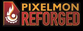 Pixelmon Reforged Logo