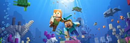 Minecraft 1.3 Aquatic Update