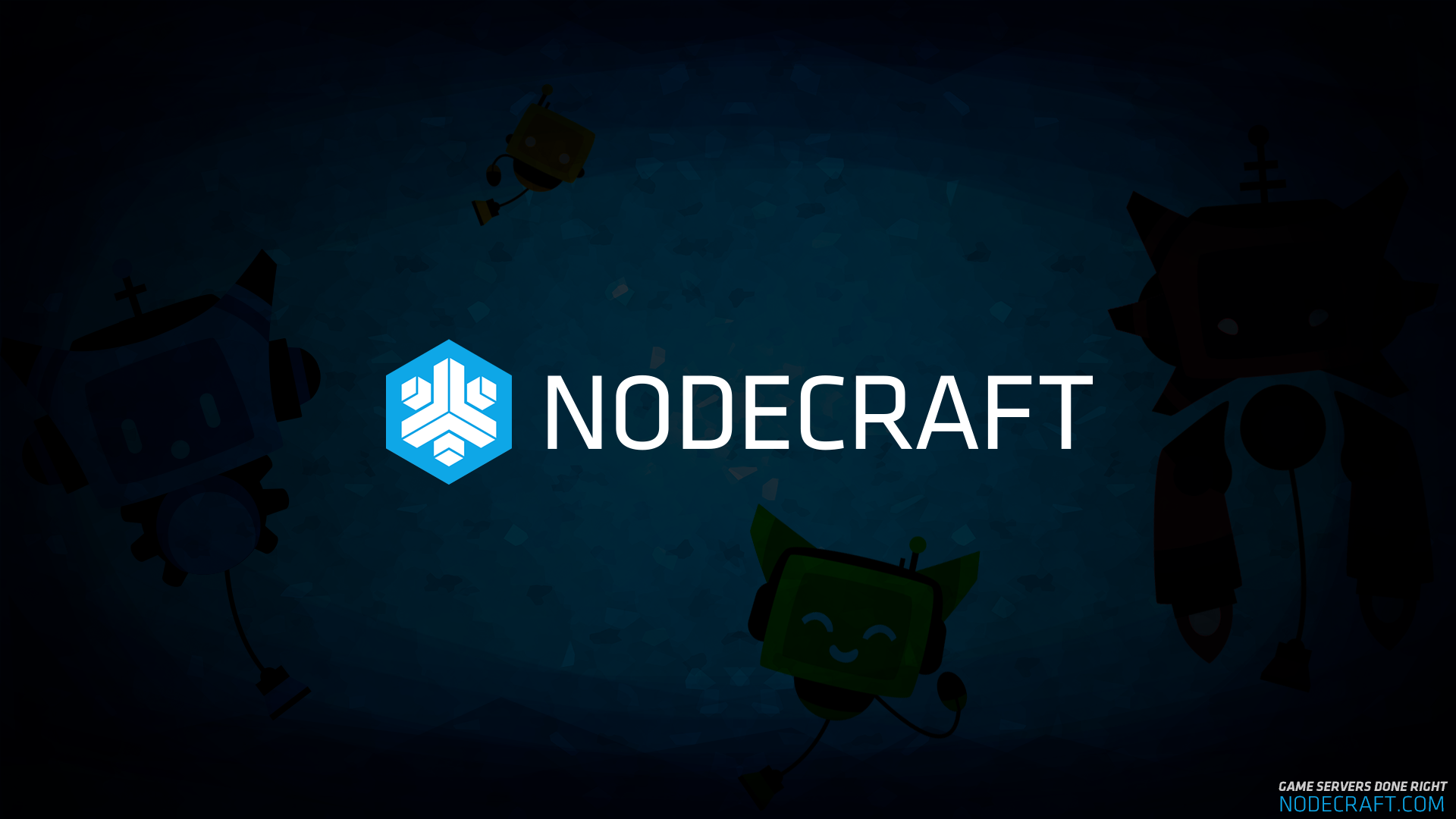 New Nodecraft Logo
