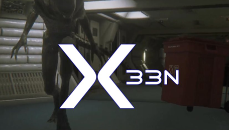 X33N spotlight