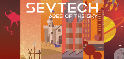 SevTech: Ages of the Sky Server Hosting