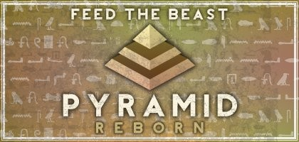 FTB Pyramid Reborn Server Hosting