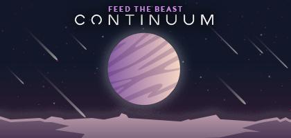 Continuum Server Hosting