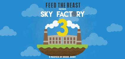 Sky Factory 3 Server Hosting