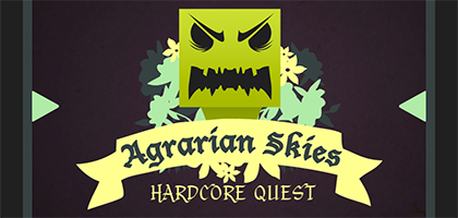 Agrarian Skies: Hardcore Quest Server Hosting
