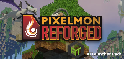 Pixelmon Reforged (ATLauncher Pack) Server Hosting