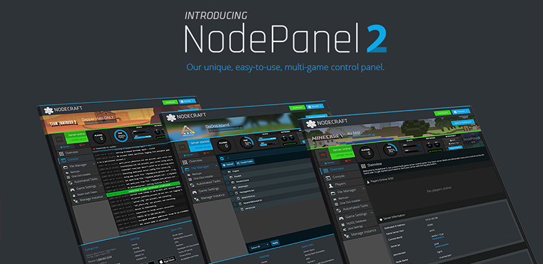Introducing NodePanel 2