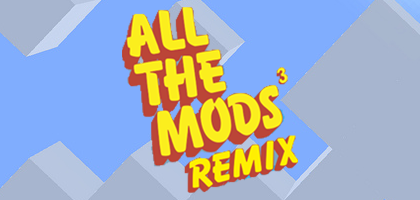 All the Mods 3 - Remix Server Hosting