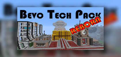 Bevo's Tech Pack Server Hosting