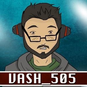 Vash505 logo