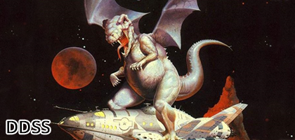 Dungeons Dragons and Space Shuttles Server Hosting